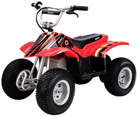 Dirt Quad Dirt Rides Off Road Ready