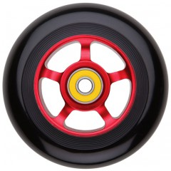 Pro Series 100mm Spoke Alloy Wheels w/Pro Bearings