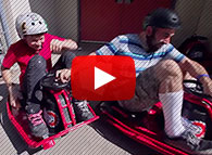 Razor Blog: Surprise Dad with a Razor Ride