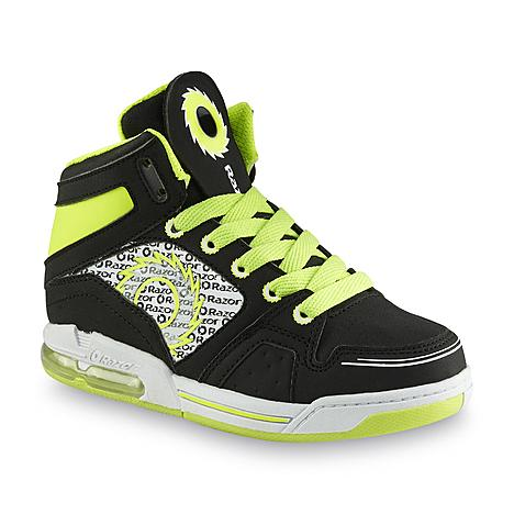 Razor Hi-Top Sneakers